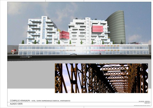 Allplan: 12 San Rafael-Complejo Hotelero-D 2013