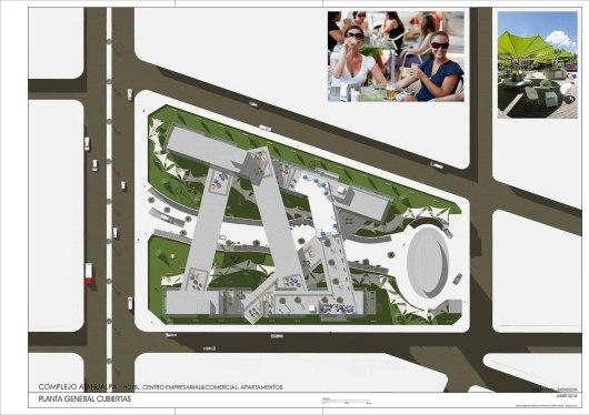 Allplan: 3 San Rafael-Complejo Hotelero-D 2013